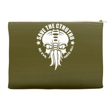 Save The Cthulhu Accessory Pouches Designed By Gematees