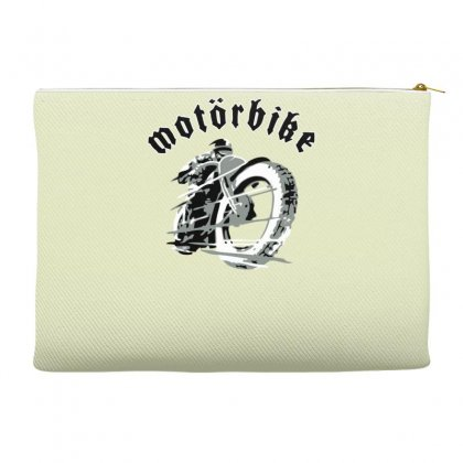 Motorbike Funny Accessory Pouches Designed By Gematees