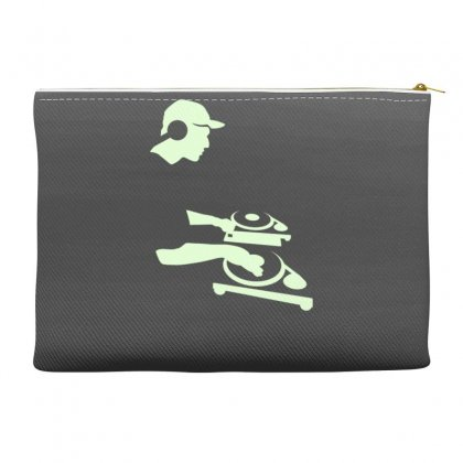 Let`s Play Dj Accessory Pouches Designed By Gematees