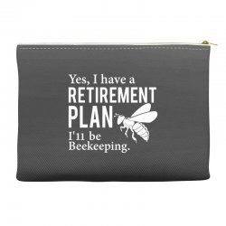 Yes I have a Retirement Plan Accessory Pouches | Artistshot