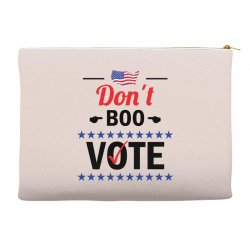 Dont Boo. Vote. Accessory Pouches   Artistshot