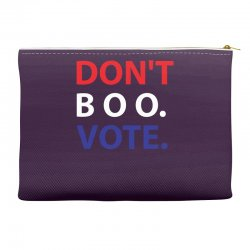 Dont Boo. Vote. Accessory Pouches | Artistshot