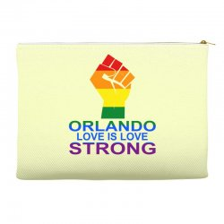 Love Is Love, Orlando Strong Accessory Pouches | Artistshot