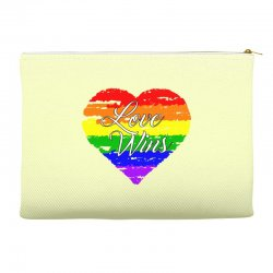 Love Wins One Pulse Orlando Strong Accessory Pouches | Artistshot