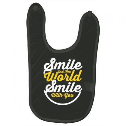 Smile World Baby Bibs Designed By Tonyhaddearts