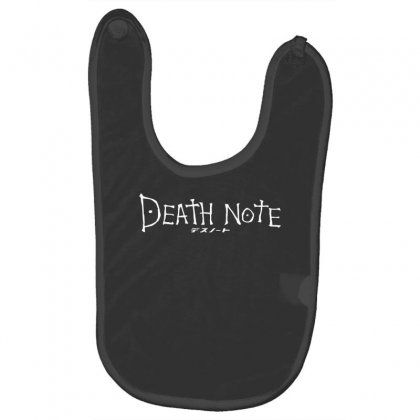 Death Note Anime Baby Bibs Designed By Gematees