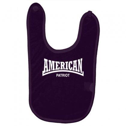 American Patriot Baby Bibs Designed By Gematees