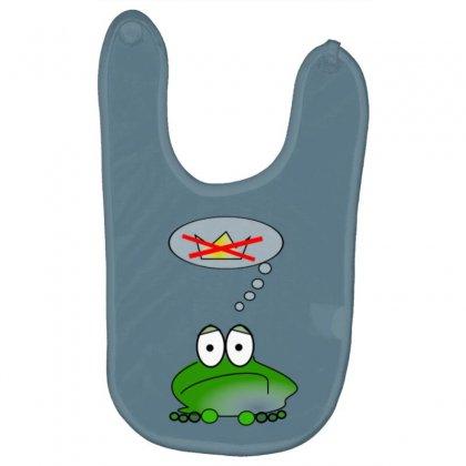 Sad Frog Baby Bibs Designed By Gematees