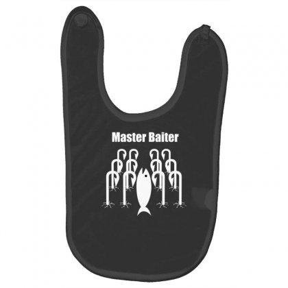 Master Baiter Baby Bibs Designed By Gematees