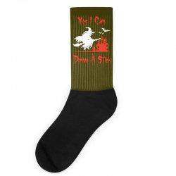 yes i can drive a stick funny Socks   Artistshot
