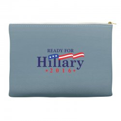 Ready For Hillary 2016 Accessory Pouches | Artistshot