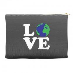 Love World Accessory Pouches | Artistshot