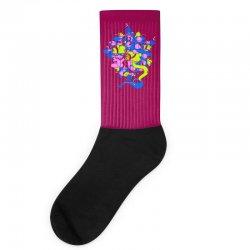 wildstyle Socks   Artistshot