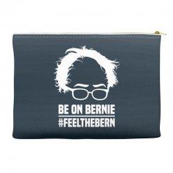 Be On Bernie Accessory Pouches | Artistshot