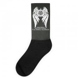 The Family Business Socks | Artistshot