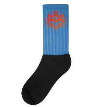 King Of Spades Socks Designed By Specstore