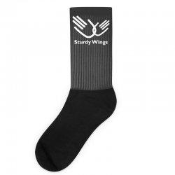 sturdy wings Socks | Artistshot