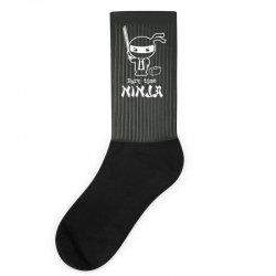 part time ninja Socks | Artistshot