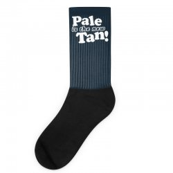 pale is the new tan! Socks | Artistshot