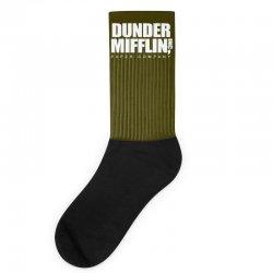dunder mifflin Socks | Artistshot