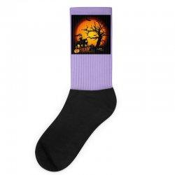 Happy Halloween Socks | Artistshot