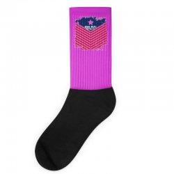 USA Flag Vector Socks | Artistshot