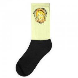 Skellington'spumpkin Socks   Artistshot