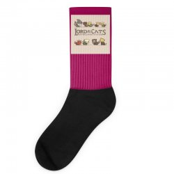 Lord Of The Cats Socks | Artistshot