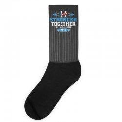 Stronger Together Hillary Clinton Socks   Artistshot