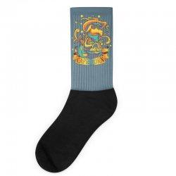 FUNNY ZODIAC SIGNS CAPRICORN Socks | Artistshot