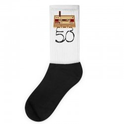 music tape retro Socks | Artistshot