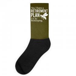 Yes I have a Retirement Plan Socks | Artistshot