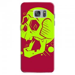 Toxic Scream Samsung Galaxy S7 Case | Artistshot