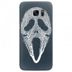 The Scream Tree Samsung Galaxy S7 Edge Case | Artistshot