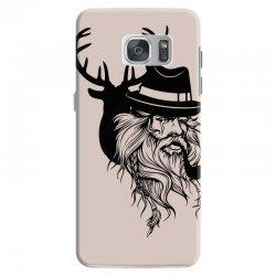 Wise Wild Samsung Galaxy S7 Case   Artistshot