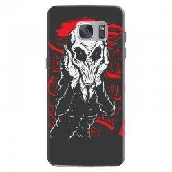 A Scream of Silence Samsung Galaxy S7 Case | Artistshot