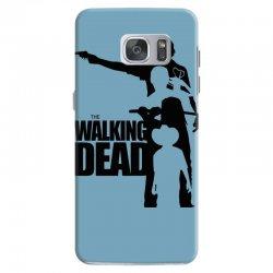 the walking dead Samsung Galaxy S7 | Artistshot