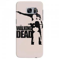 the walking dead Samsung Galaxy S7 Edge Case | Artistshot
