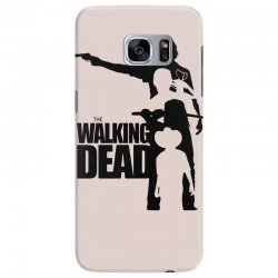 the walking dead Samsung Galaxy S7 Edge | Artistshot