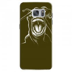 alien scream Samsung Galaxy S7 Case | Artistshot