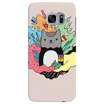 Abstracat Samsung Galaxy S7 Edge Case Designed By Specstore