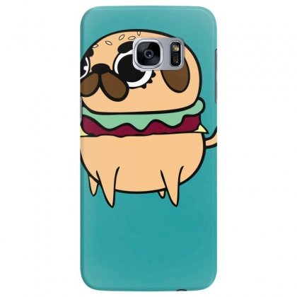 Pug Burger Samsung Galaxy S7 Edge Case Designed By Specstore