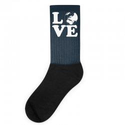 Love World Socks | Artistshot