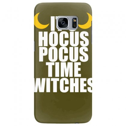 It's Hocus Pocus Time Witches Samsung Galaxy S7 Edge Case Designed By Specstore