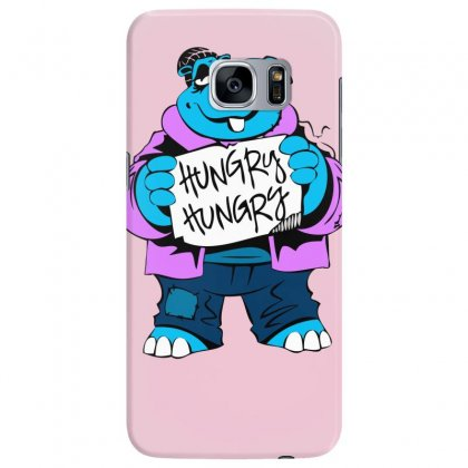 Hungry Hippo Samsung Galaxy S7 Edge Case Designed By Specstore