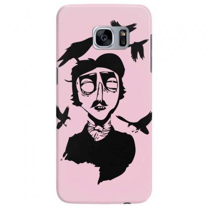 Edgar Allan Poe Samsung Galaxy S7 Edge Case Designed By Specstore