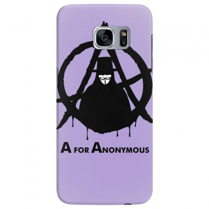A For Anonymous Samsung Galaxy S7 Edge Case Designed By Specstore