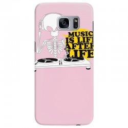 music is life Samsung Galaxy S7 Edge Case | Artistshot