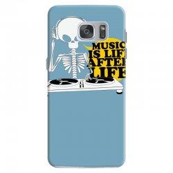 music is life Samsung Galaxy S7 Case | Artistshot