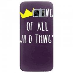king of all wild things Samsung Galaxy S7 Edge Case | Artistshot